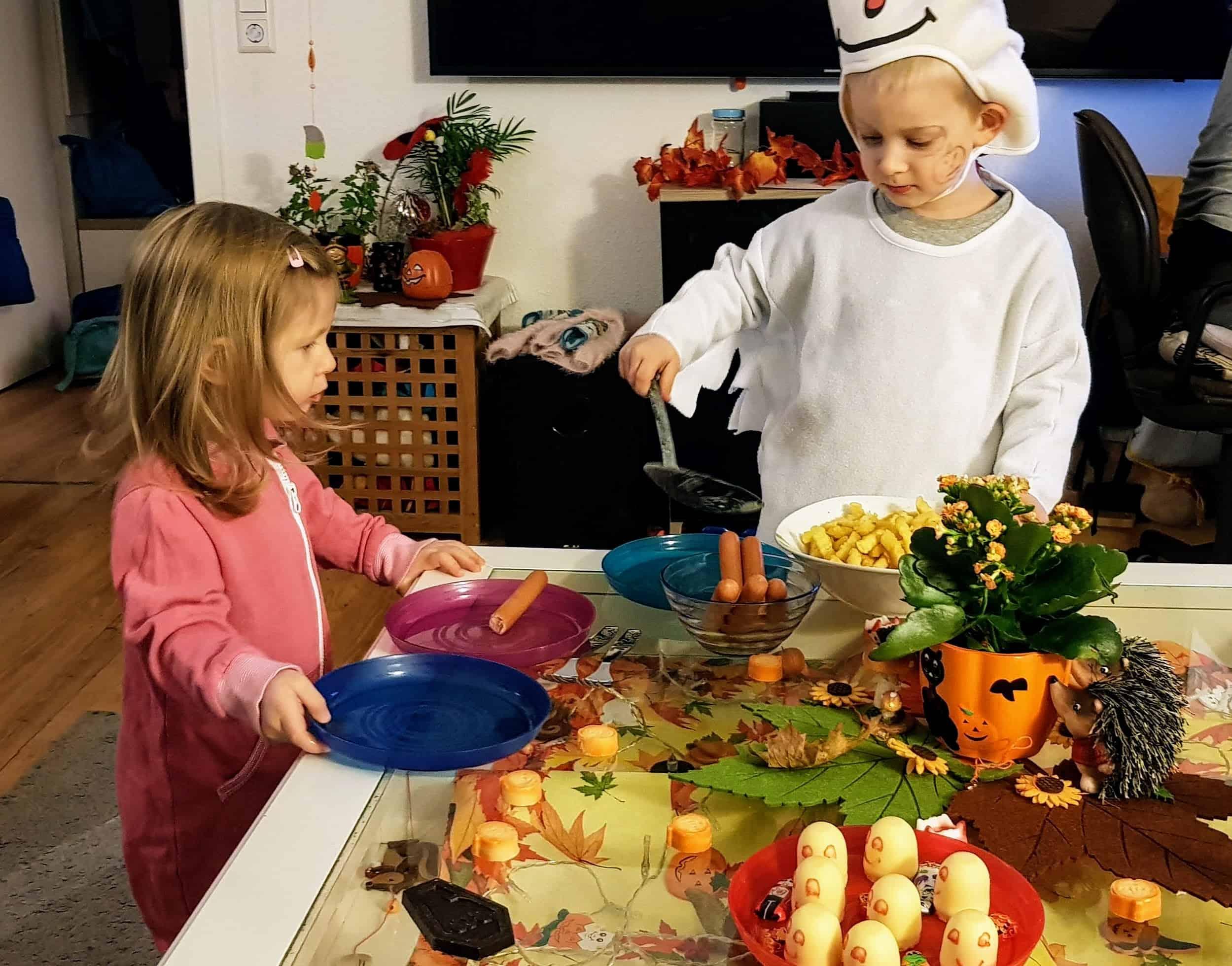 Halloween  und Wochenende in Bildern 3.11. / 4.11.18 1