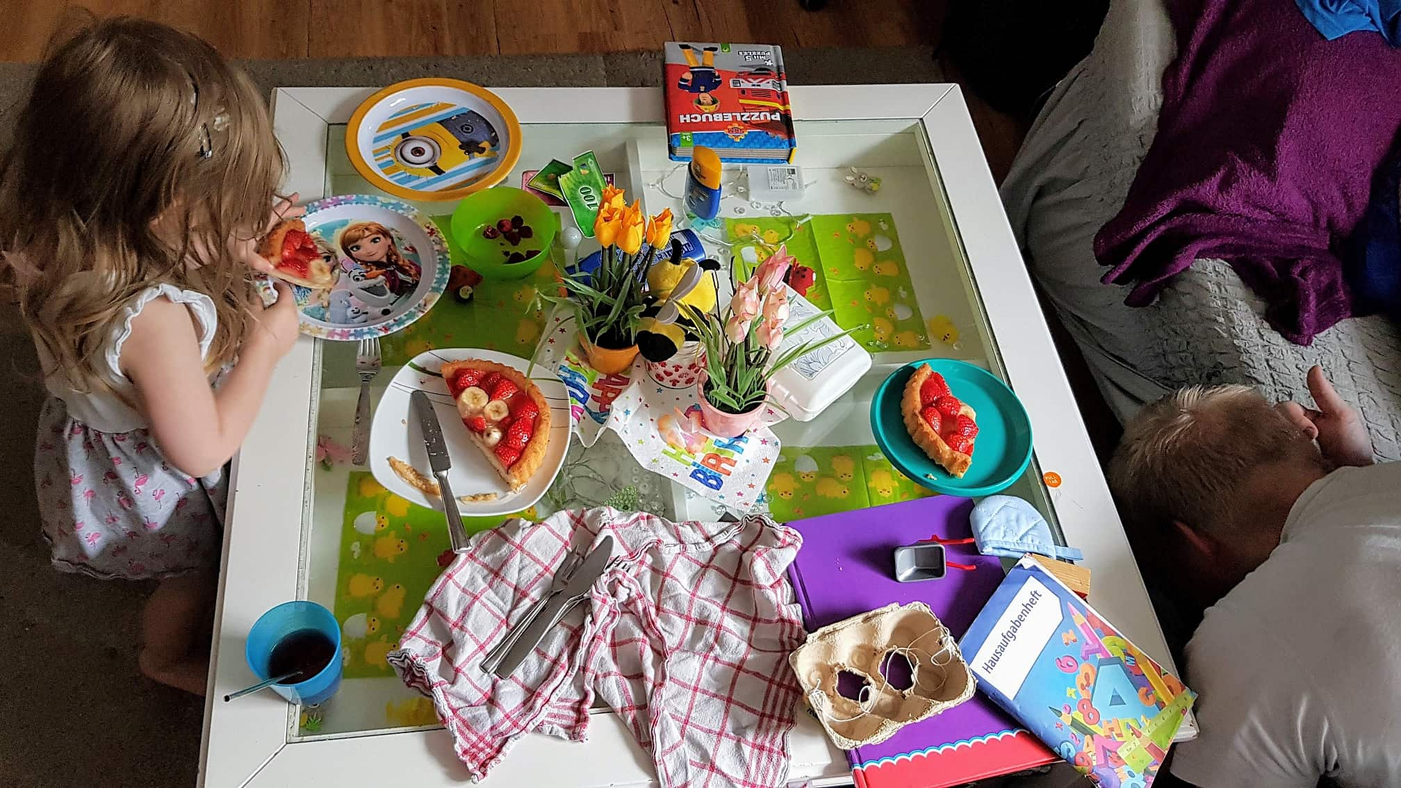 Kuchen im Chaos -WiB 15./16. Juni 1