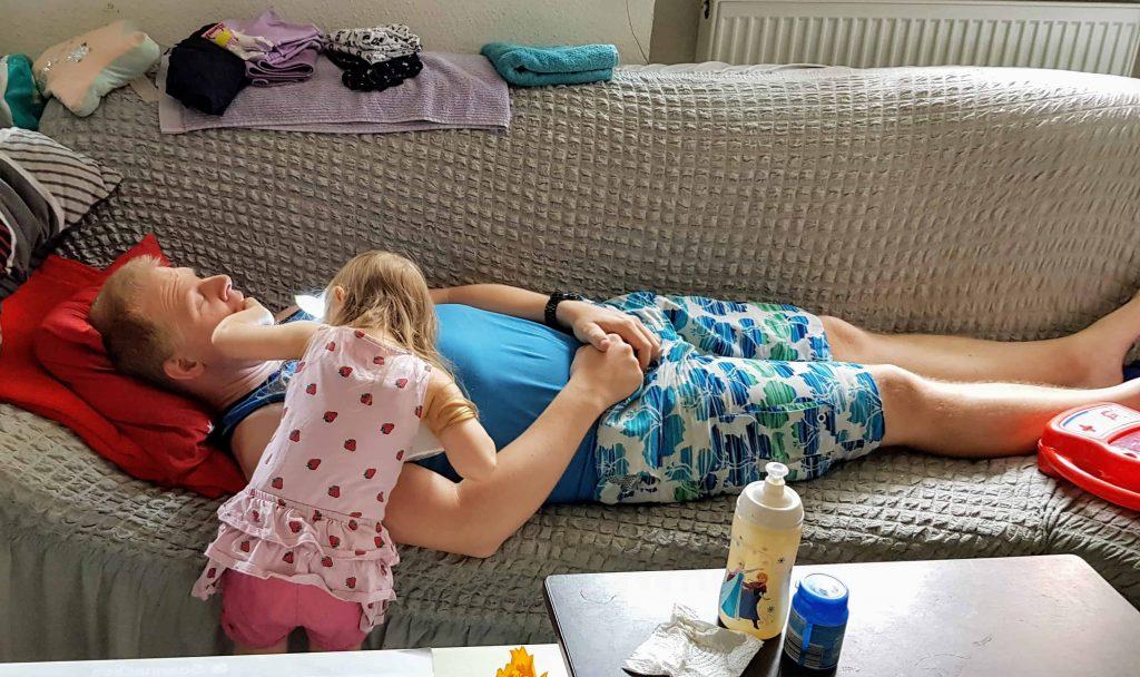 Arztkoffer für Kinder unterm dreck ists sauber